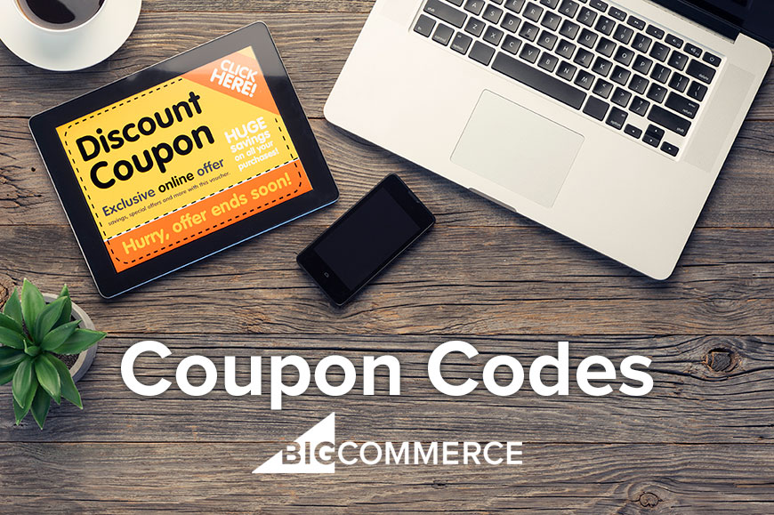 How to Manage Coupon Codes in BigCommerce