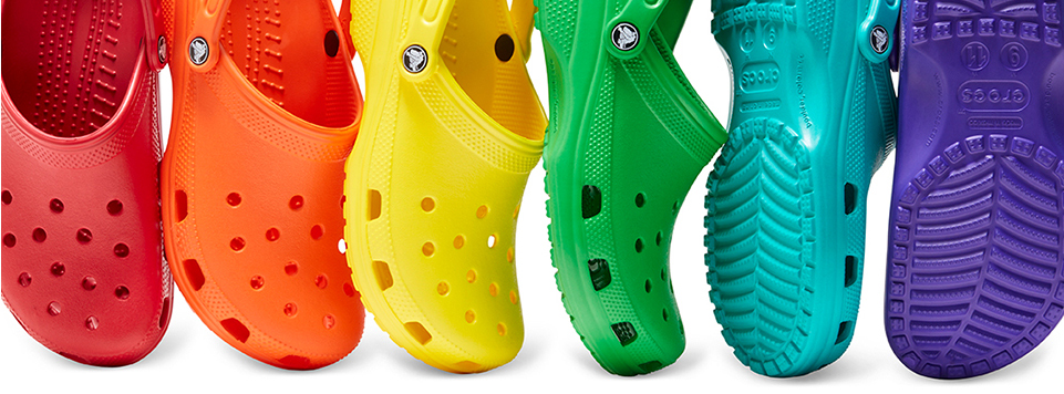 Welcome to Crocs